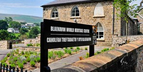 Image of the Blaenavon World Heritage Centre